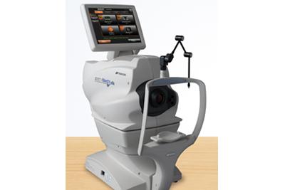 三次元眼底断層撮影装置